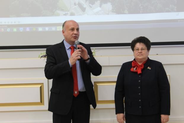 Торжественные мероприятия, посвященные дню образования Заводского района