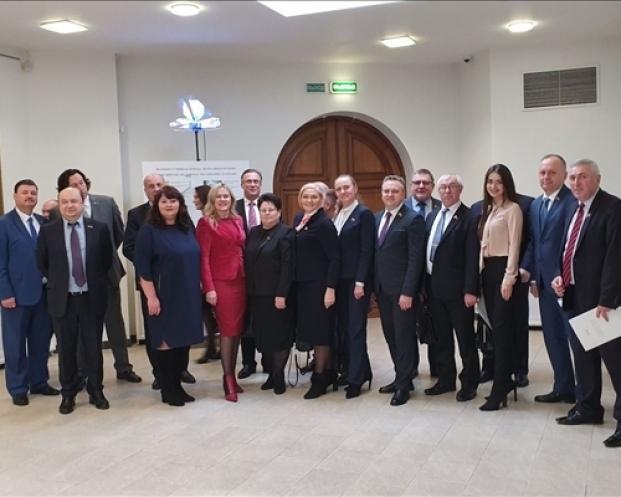 Встреча председателя Мингорисполкома Анатолия Сивака с депутатами Палаты представителе Национального собрания Республики Беларусь